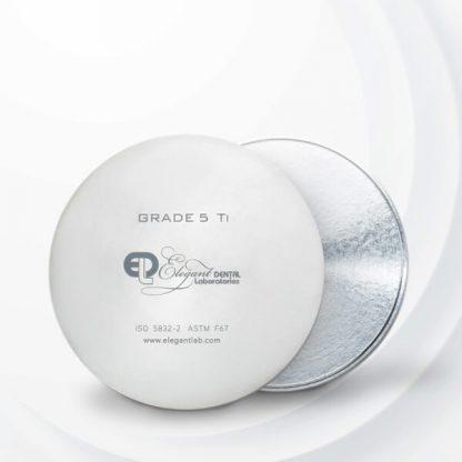 Alloy Disk Titanium disc