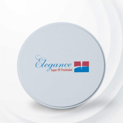 Elegance Zirconia SHT Preshaded disc