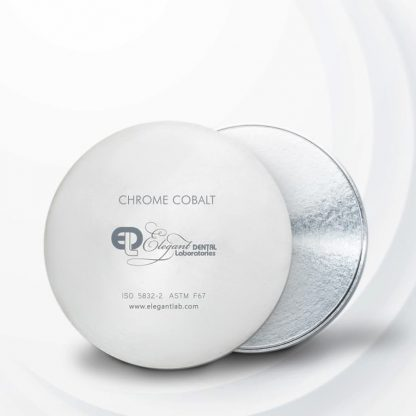 Alloy Disk Chrome Cobalt disc