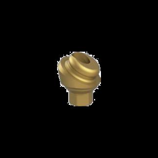 Angled Titanium Clik 30° - 1mm