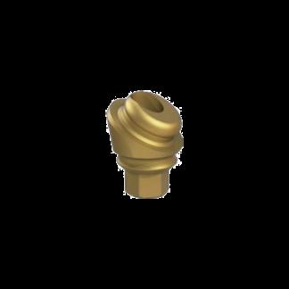 Angled Titanium Clik 30° - 2mm