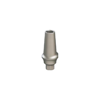 Concave Anatomic Straight Abutment - 2mm x 10.4mm