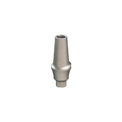 Concave Anatomic Straight Abutment - 3mm - 11.4mm