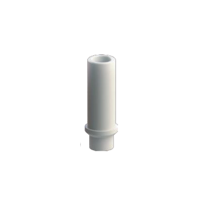 Plastic Abutment For Casting - 8mm - Round