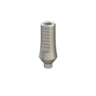 Straight Abutment Wide 5.5mm x 12mm
