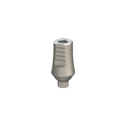 Straight Abutment Wide 5.5mm x 9mm