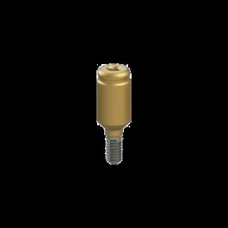 Straight Titanium Clik - Mini Kit - 5mm
