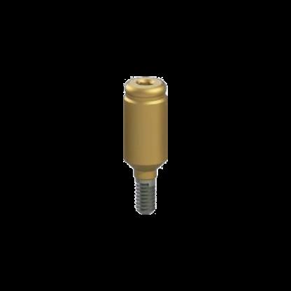 Straight Titanium Clik - Mini Kit - 6mm