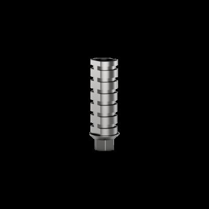 Temporary Titanium Abutment 8mm - Hex