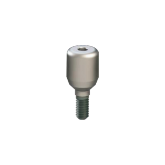 Titanium Healing Abutment 5.0mm x 4.6mm