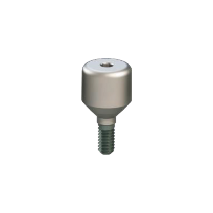 Titanium Healing Abutment 5.0mm x 5.5mm