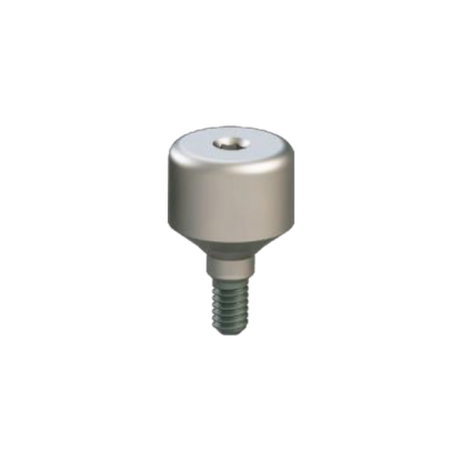 Titanium Healing Abutment 5.0mm x 6.3mm